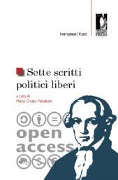 Kant, Sette scritti politici liberi