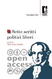 I. Kant, Sette scritti politici liberi